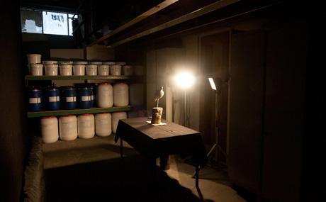 Camera obscura #5